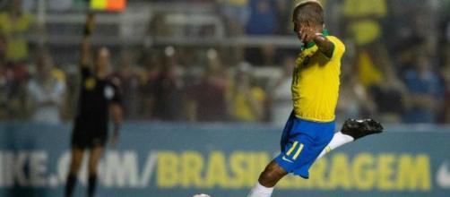 Romário teve gol impedido durante clássico conta a Itália. (Arquivo Blasting News)