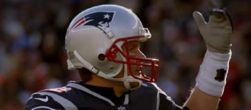 Simpson said Brady might sign a one-year deal with Patriots. [Image source: NFL/YouTube]