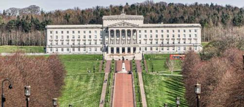 Stormont Estate, meeting place of the Northern Ireland Assembly. [Image via William Murphy - Flickr]