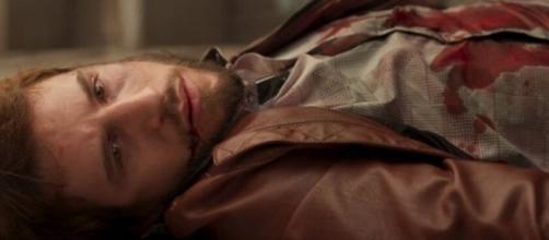 Vicente morreu assassinado em 'Amor de Mãe'. (Reprodução/TV Globo)
