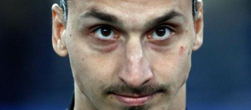 Zlatan Ibrahimovic dovrebbe partire da titolare nel match tra Cagliari e Milan.