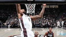 Les Nets battent le Heat de pas grand-chose