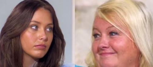 """90 Day Fiance"" stars feud again - as Laura claims slander by Deavan - Image credit - (2) TLC / YouTube"