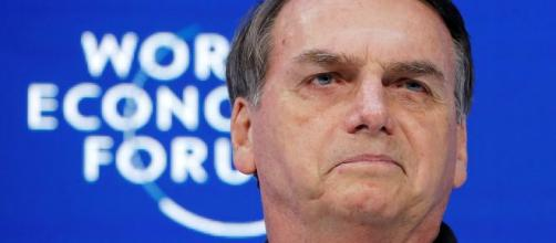Bolsonaro cancela ida ao Fórum Econômico Mundial. (Arquivo Blasting News)