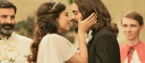 Il Segreto spoiler dal 12 al 17 gennaio: Elsa e Isaac organizzeranno il loro matrimonio