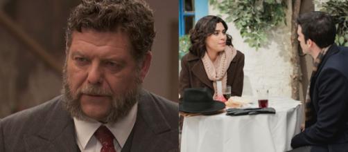 Il Segreto, trame spagnole: Mauricio deluso da Francisca, Tomas affascinato da Alicia