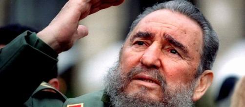 Imagen de archivo de Fidel Castro