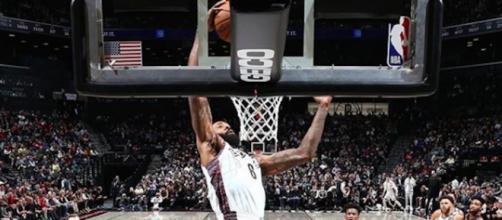 Les Nets contre les Heats. Credit: Instagram/brooklynnets