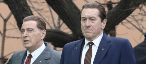 'O irlandês' conta com Robert De Niro em brilhante atuação. (Divulgação/Netflix)