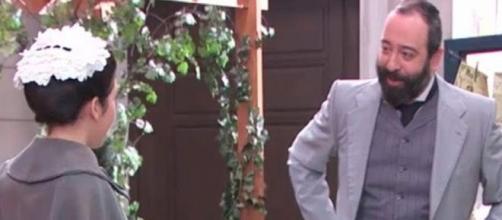 Una Vita, spoiler: Marcelina e Jacinto convolano a nozze