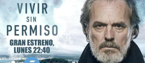 'Vivir sin permiso' vuelve a Telecinco.