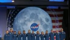 NASA inducts a team of astronauts for the Artemis mission to the moon and Mars
