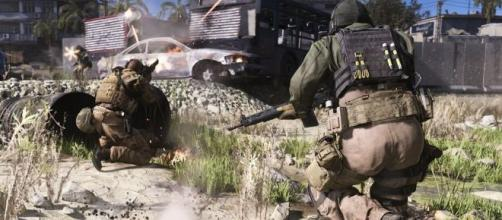 Infinity Ward reveals upcoming 'Call of Duty: Modern Warfare' content. [Image Source: In-game screenshot]