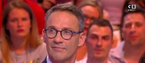 Julien Courbet s'est confié sur la mort de son père. Credit: Capture d'écran/ C8