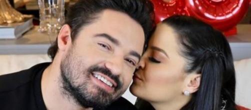 Maiara e Fernando Zor voltam a namorar. (Arquivo Blasting News)
