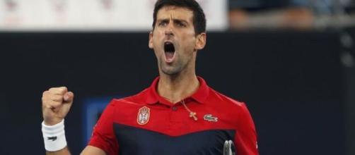 Novak Djokovic ha trascinato la Serbia alla vittoria nella prima edizione dell'Atp Cup.