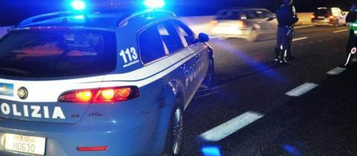 Polizia stradale costretta a contare sempre più incidenti stradali.