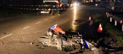 Schianto tra due moto: muore quasi sul colpo un ragazzo di 17 anni ... - wallnews24.it