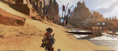 Third-person mode is coming to 'Apex Legends.' [Image Credit: In-game screenshot]