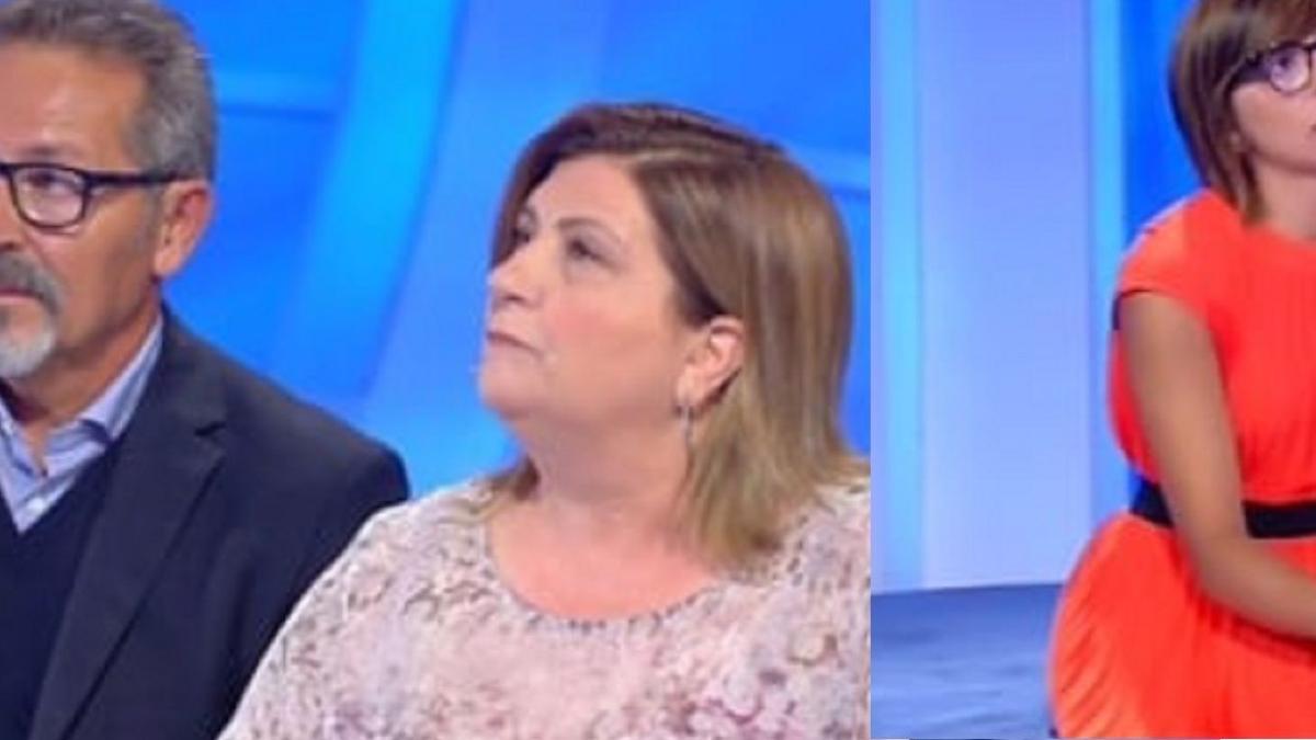 C E Posta Per Te Vincenzo Fa Dietrofront E Non Riabbraccia La Figlia Graziella Falsa