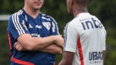 Fernando Diniz esboça time do São Paulo que estreará no Paulistão