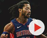 Derrick Rose is playing for the Detroit Pistons – Image Credit: Clutchpoint/Flickr Photos