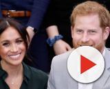 Meghan e Harry decidem se afastar da realeza. (Arquivo Blasting News)