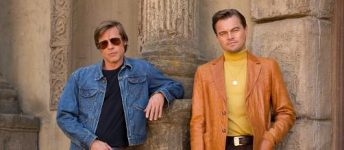 Brad Pitt e Leonardo DiCaprio são os astros de 'Era uma Vez em… Hollywood' (Arquivo Blasting News)