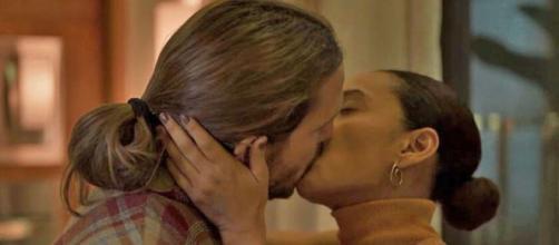Davi reatará o romance com Vitória em 'Amor de Mãe'. (Reprodução/TV Globo)