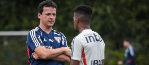Diniz já tem o time pronto para a estreia. (Arquivo Blasting News)
