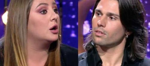 El tiempo del descuento/ Rocío Flores se enfrenta a Luca Onestini