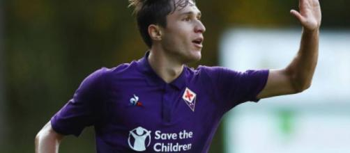 Federico Chiesa interessa ad Inter e Juventus.