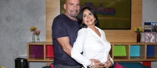 Gretchen anuncia fim do casamento com português. (Arquivo Blasting News)