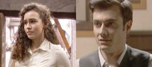 Il Segreto spoiler: Lola chiude i rapporti con Ana, Pablo ricatta Prudencio
