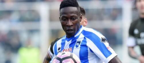Mamadou Coulibaly potrebbe vestire a breve la maglia del Trapani.