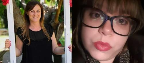 Elisa Rondina e Sonia Farris, le due donne investite a Senigallia il 6 gennaio scorso.