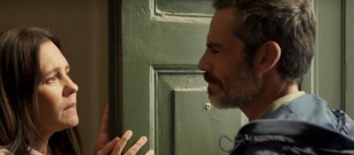 Thelma reencontrará Gabo nos próximos capítulos de 'Amor de Mãe'. (Reprodução/TV Globo)
