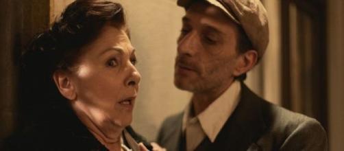 Una Vita, spoiler: Agustina minacciata da Filo, il presunto assassino di Guillermo