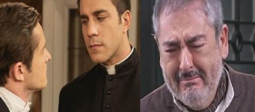 Una Vita, spoiler fino al 24 gennaio: Samuel affronta Telmo, Servante disperato