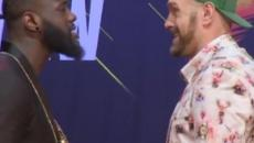 Deontay Wilder vs Tyson Fury, la conferenza: il britannico promette un ko in 2 round