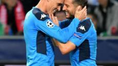 Inter, a giugno potrebbe arrivare Mertens a parametro zero