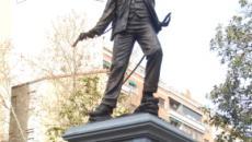 Los 'Últimos de Filipinas' ya tienen su monumento en Madrid