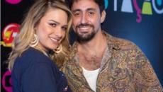Ex de Glamour Garcia nega agressões e divulga prints de conversas: 'não encostei nela'