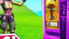 Vending Machines have been found in 'Fortnite' Chapter 2, they could come back soon