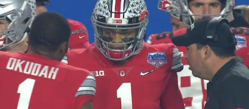 Buckeye Nation claim of national title gets criticized (Image Credit: ESPN/Youtube screenshot.)