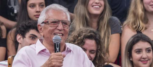 Carlos Alberto de Nóbrega diz que ingestão de iogurte não causou infecção. (Arquivo Blasting News)