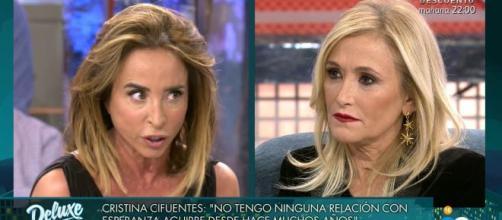 """Cristina Cifuentes y su sorprendente entrevista en """"Sábado Deluxe"""""""