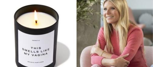 Gwyneth Paltrow y el éxito de sus velas con olor a vagina