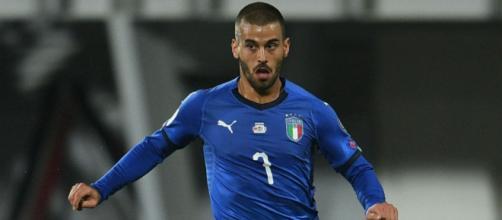 Leonardo Spinazzola è un nuovo giocatore dell'Inter.