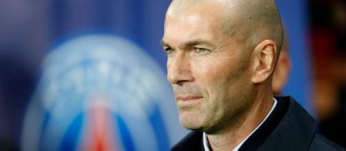 Mercato PSG : Paris vise Zidane pour garder Mbappé (Crédit instagram/realmadrid)